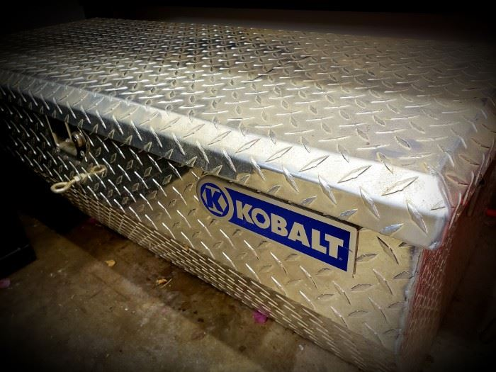 KOBALT truck bed tool box