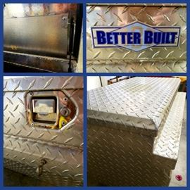 Better Built truck bed tool box