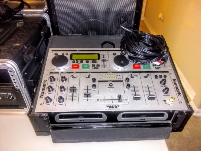 Wonderful Mixer for disc Jockey!