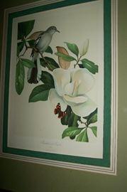 Art Mockingbird and Magnolia