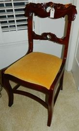 Lillian Russell Side Chair