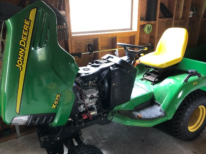 John Deere Tractor available for presale - $3995.00
