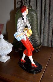 Moriyama Japan figurine