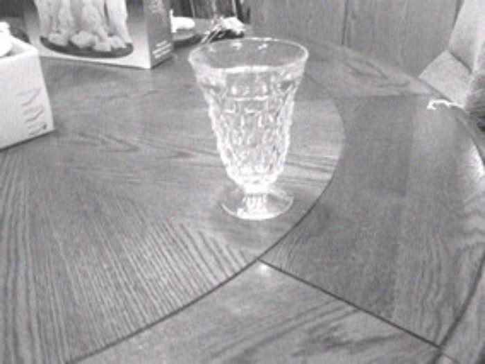 nastoria 12 piece glass set
