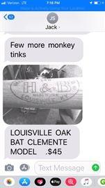 oak bat