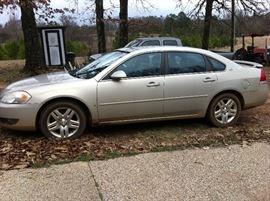 2008 Impala - runs great