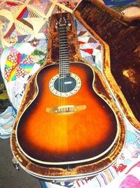 Alvarez guitar