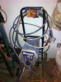 Magnum Pressure washer