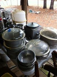 Guardian service aluminum ware