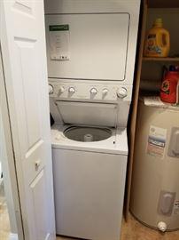 Frigidaire washer/dryer