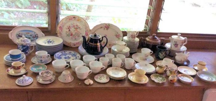 MVF010 Various Fine China Selection