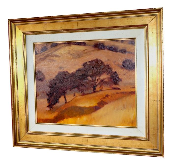 Oak tree Grove