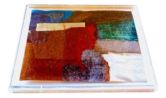 Lucite Abstract
