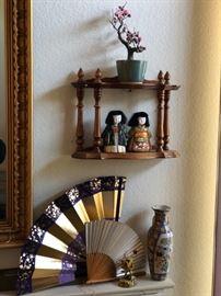 Bisque Japanese Dolls