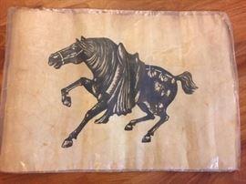Horse Ink Art