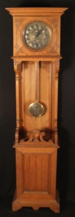 tall clock german
