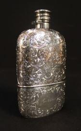 sterling flask