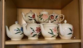 Vintage Tea Pot Collection