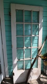 Vintage French Door