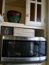 Frigidaire microwave oven