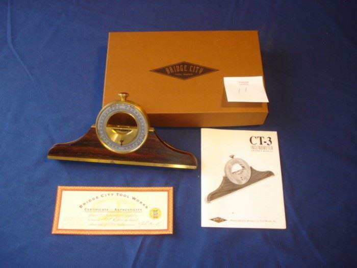 Bridge City Tools Inclinometer  FT-3