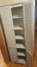 Linen Cabinet (photo 2 of 2)