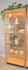 LLADRO AND WATERFORD DISPLAYED