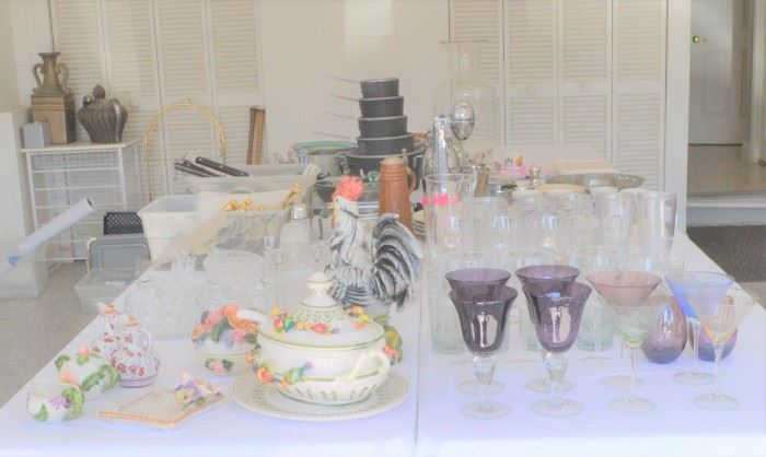 GLASS AND CERAMIC SELECTION