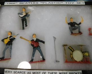 1966 Beatles Playset