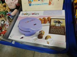 Baby Baby Cakes Cake pop maker