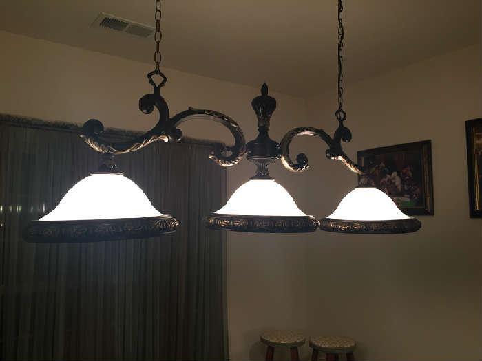 Billiard Lamp