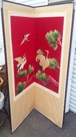 silk dressing screen