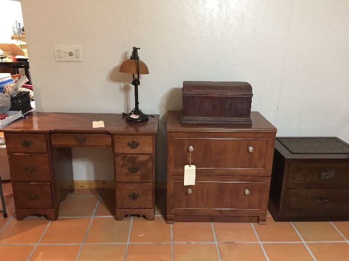 Couple of great solid wood pieces