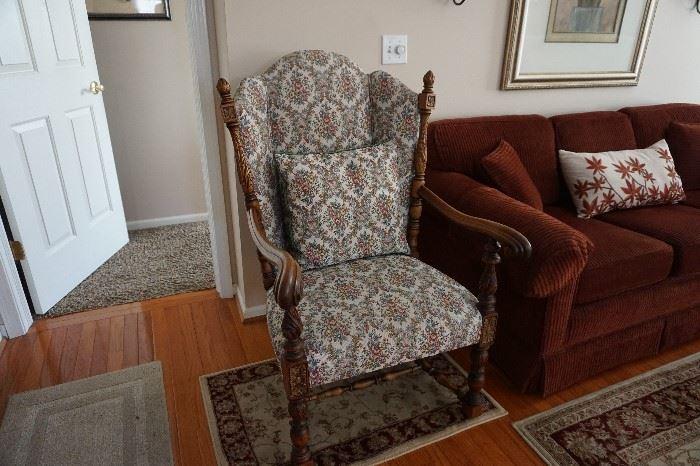 Antique chair German