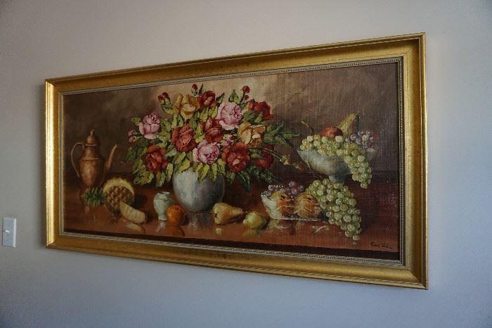 oil painting originla