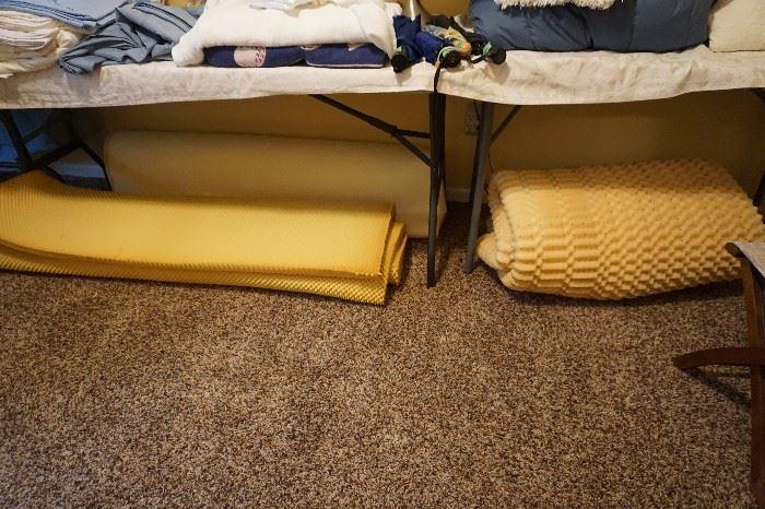 queen fom bed pads