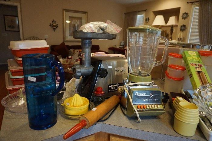 Oster blender, Meat grinder, kitchenware