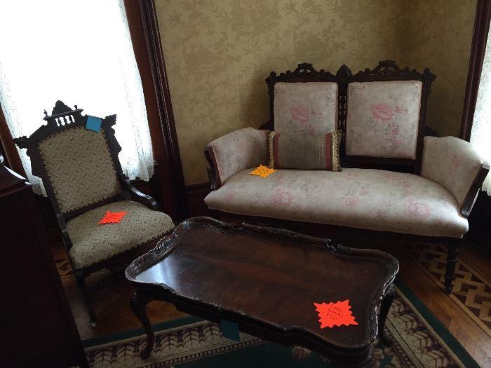 Eastlake Style furniture