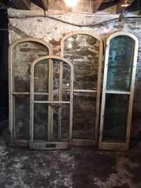 Out of this world curved windows.  These are gonna go fast !!