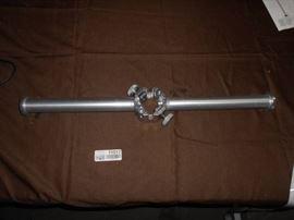 Custom Pole Accessorie for Large Studio Shelvings....