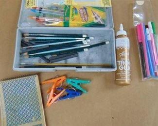 Crayola twistables pencils  markers  drawing p ...