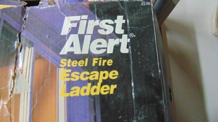 First alert 2Story escape ladder