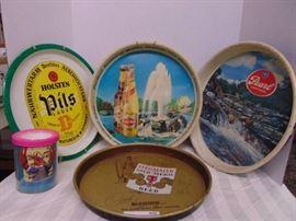 Asstd Beer Trays