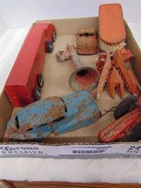 Asstd Vintage Toys