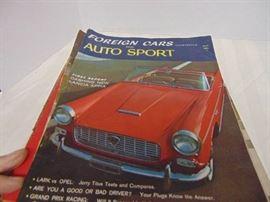 Auto Magazines