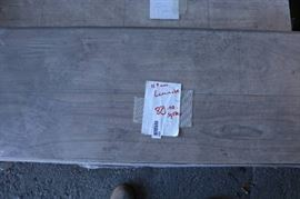 7 boxes of 11.5mm Laminate Flooring 131 Sq Ft tota ...