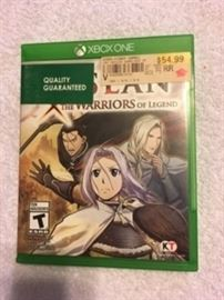 Arslan Warriors of Legend XBOX ONE
