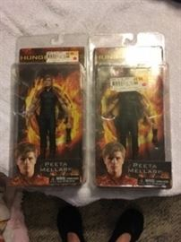 Hunger Games Action Figures