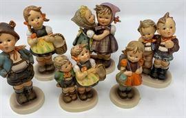 Hummel Collection 8, 95, 98, 49, 123, 196 https://ctbids.com/#!/description/share/103046