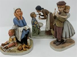 Norman Rockwell Collection of 3 https://ctbids.com/#!/description/share/103084